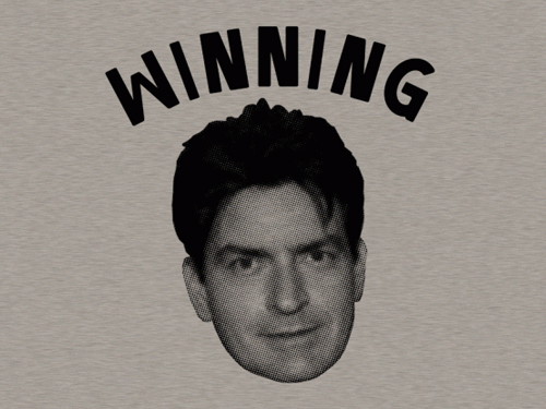 charlie sheen winning t shirt. charlie-sheen-winning-tshirt