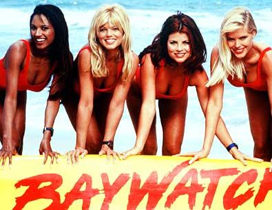 baywatch girls