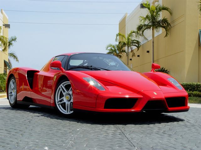 ferrari-enzo-red-black-2003 | tivate